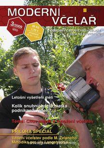 Moderní Včelař 2009/03 (e-vydanie)