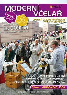 Moderní Včelař 2009/05 - Podzim