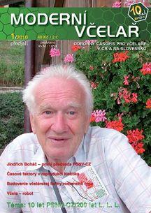 Moderní Včelař 2010/01 (e-vydanie)