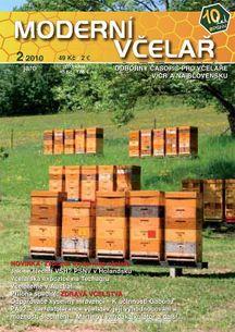 Moderní Včelař 2010/02 (e-vydanie)
