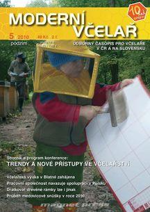 Moderní Včelař 2010/05 (e-vydanie)