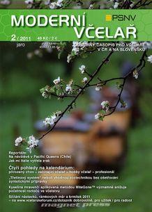 Moderní Včelař 2011/02 (e-verzia)