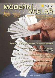Moderní Včelař 2012/01 (e-vydanie)