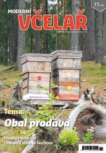 Moderní Včelař 2018/11 (e-vydanie)