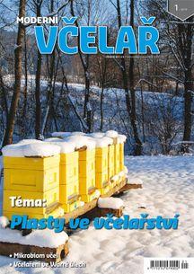Moderní Včelař 2019/01 (e-vydanie)