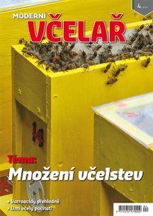 Moderní Včelař 2019/04 (e-vydanie)