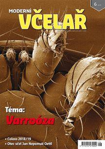 Moderní Včelař 2019/06 (e-vydanie)