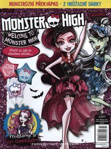 Monster High - predplatné