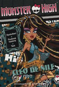 Monster High - Všetko o Cleo de Nile