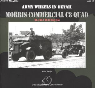 Army Wheels 16 - Morris Commercial C8 Quad