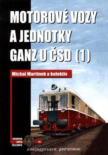 Motorové vozy a jednotky Ganz u ČSD (1)