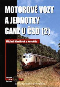 Motorové vozy a jednotky Ganz u ČSD (2)