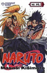 Naruto 40: Absolutní umění