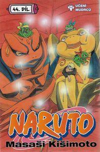 Naruto 44: Učení mudrců