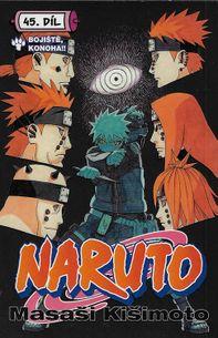 Naruto 45: Bojiště Konoha