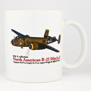 North American B-25 Mitchell - Hrnček