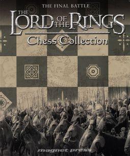 Pán prsteňov – Šachové figúrky - zakladač