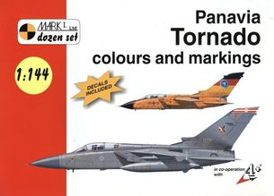 Panavia Tornado markings & colours 1/144