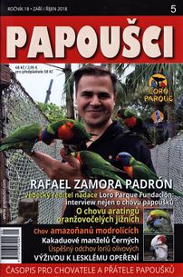 Papoušci - predplatné