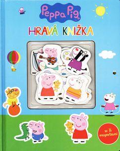 Pepa Pig - hravá knižka