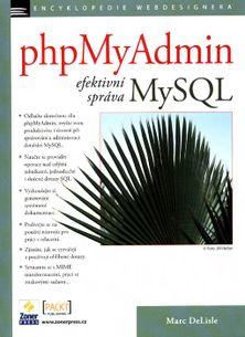 Phpmyadmin - efektivní správa mysql