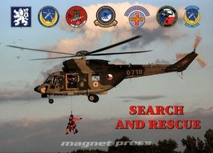 Pohľadnica - Search and rescue