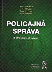 Policajná správa - 2. aktualizované vydanie