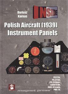 Polish Aircraft (1939) Instrument Panels