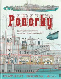 Ponorky - Od prvních ponorek po oceánké lovce z druhé světové války