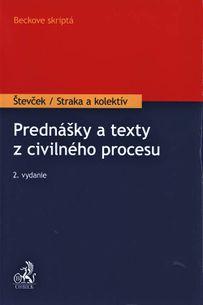 Prednášky a texty z civilného procesu. 2. vydanie