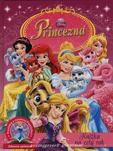 Princezná- Knižka na celý rok