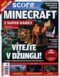 SCORE Speciál - Průvodce světem Minecraft 12
