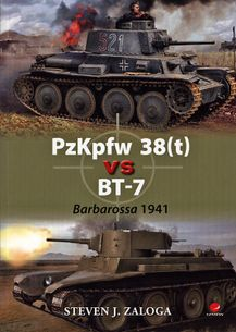 PzKpfw 38(t) vs BT-7 - Barbarossa 1941
