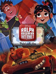 Ralph búra internet - Príbeh podľa filmu