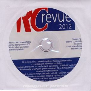 CD ROM - RC Revue 2012