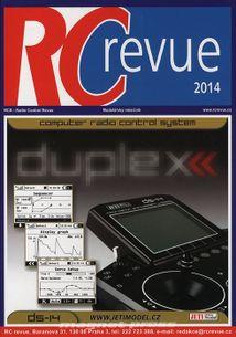 RC Revue 2014 - zakladač