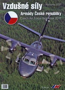 Vzdušné síly Armády České republiky - Ročenka 2017 (e-vydanie)