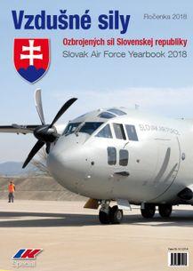 Vzdušné sily Ozbrojených síl Slovenskej republiky – Ročenka 2018 (e-vydanie)
