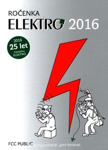 Ročenka Elektro 2016