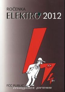 Ročenka ELEKTRO 2012