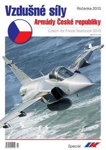 Vzdušné síly Armády České republiky – ročenka 2013 (e-vydanie)