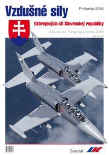 Vzdušné sily Ozbrojených síl Slovenskej republiky – Ročenka 2016 (e-verzia)