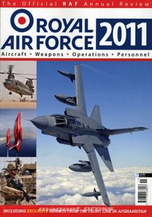 The Official Royal Air Force Annual Review 2011