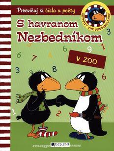 S havranom Nezbedníkom v zoo - precvičuj si čísla a počty