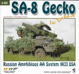 SA-8 GECKO IN DETAIL /G 061/