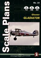 Scale Plans - Gloster Gladiator