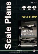 Scale Plans - Avia S-199