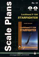 Scale Plans - Lockheed F-104 STARFIGHTER