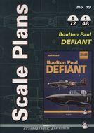 Scale Plans - Boulton Paul Defiant