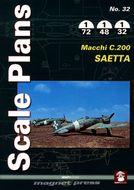 Scale Plans - Macchi C.200 SAETTA